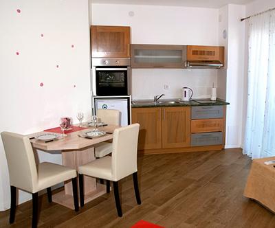 Apartmaji Premantura DOM: apartma za 3 osebe