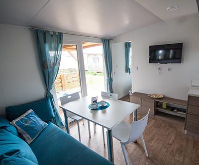 3-dnevni oddih v mobilni hiški Panorama v Umagu