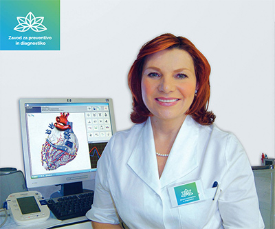 Zavod za preventivo in diagnostiko: screening telesa