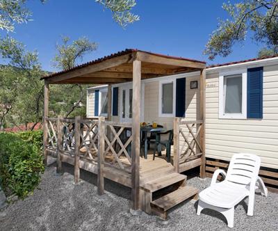 Marina Camping Resort 4* by Valamar: mobilna hiška
