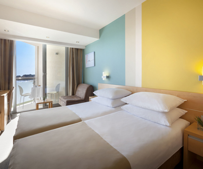 Hotel Maestral 4*, Novigrad: 3-dnevni oddih