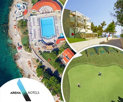 Naselje Park Plaza Verudela 4*, Istra: pomladni oddih