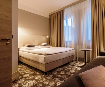Hotel Center Novo mesto 3*: turistični bon