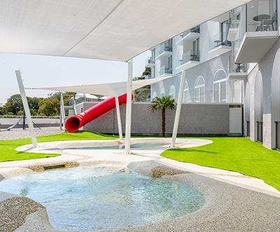 Family hotel Lišanj 4*, Novi Vinodolski: polni penzion