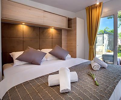 Ježevac Premium Camping Resort 4*, Krk: mobilne hišice