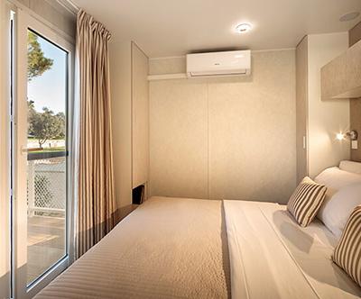 Padova Premium Camping Resort 4*, Rab: mobilna hišica