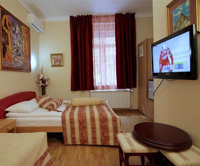 Villa Forever, Beograd: 2-dnevni potep