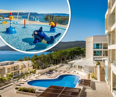 Bellevue Resort by Valamar 4*, Rabac: družinski oddih