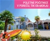 Vila Materada, Porec: počitnice