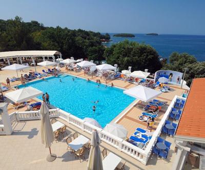 Resort Funtana 3*: all inclusive oddih v Istri