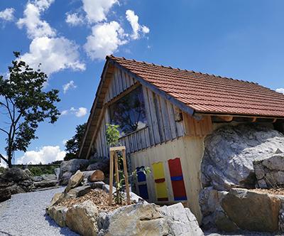 Glamping brunarica Což, Višnja Gora: turistični bon