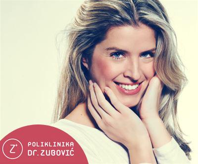 Poliklinikia Dr. Zubović: bon za fiksni zobni aparat