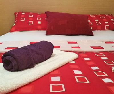 Apartmaji Mateo, Vodice: poletne počitnice