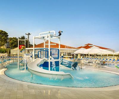 Resort Belvedere 4*, Vrsar: poletni oddih