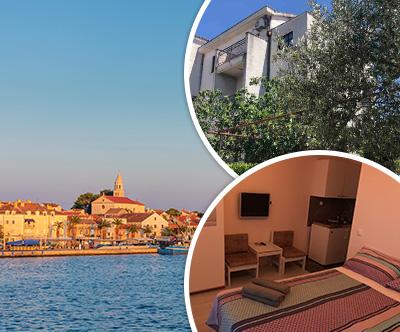 Apartmaji Villa Adriatic, Biogradu na Moru