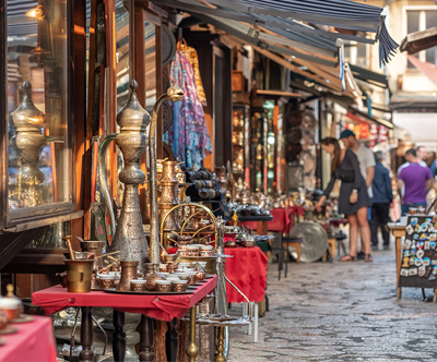 Hotel Exclusive 4* Sarajevo: 2-dnevni oddih