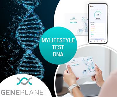MyLifestyle test DNA: vpogled v življenjski slog