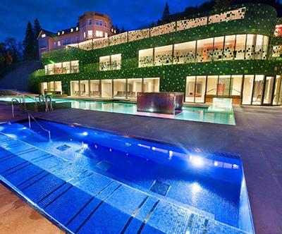 Rimske Terme, Hotel Zdraviliški dvor 4*, Rimske Toplice