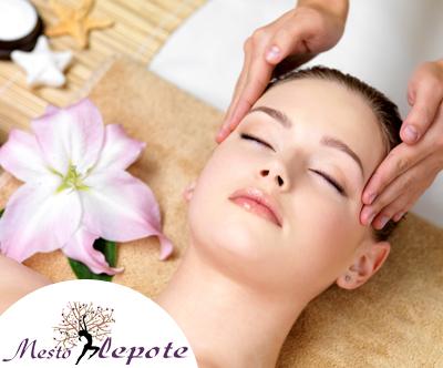 Salon Mesto lepote: sprostitvena antistresna masaža 3v1