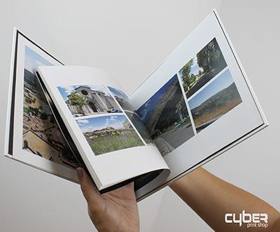 Cyber Print shop, Fotoknjiga s trdimi platnicami