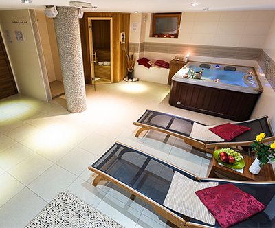 Vila Aina Boutique Hotel 3*: razvajanje za 2