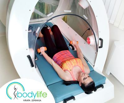 Center Bodylife, Hitri fit program za preoblikovanje