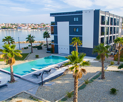 Liberty Plaza Hotel 4*, Pag: poletne počitnice