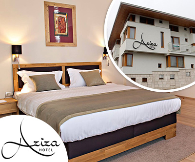 Hotel Aziza 4*, Sarajevo: oddih za 2 osebi