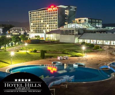 Hotel Hills Sarajevo 5*: luksuzni wellness oddih