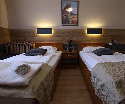 Hotel Zagi 3*, Stubičke toplice: oddih s kopanjem