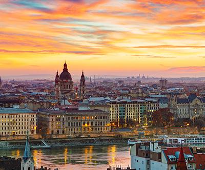 Budapest Impulso Fashion Hotel 4*, Budimpešta