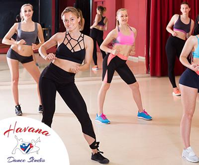 Havana Dance Studio, Tecaj kubanskega reggaetona