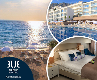 TUI BLUE Adriatic Beach, Makarska: all inclusive