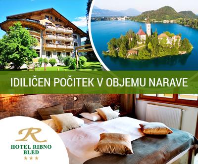 Hotel Ribno 3* Bled: poletne počitnice