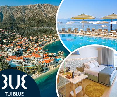 TUI BLUE Makarska: all inclusive oddih za odrasle