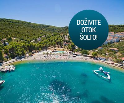 Apartmaji Šolta, otok Šolta: poletne počitnice