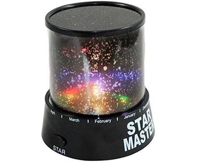 LED zvezdna lucka projektor dekoracija