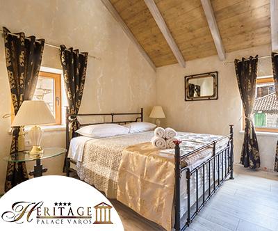 Heritage Palace Varoš 4*, Split: počitnice za 2 osebi