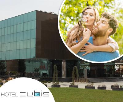Hotel Cubis 3*: sladki užitek za 2