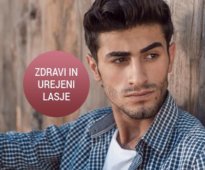 Salon Frizerstvo Z, modno moško striženje, gel styling