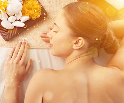 Društvo Felicytas: antistresna masaža telesa