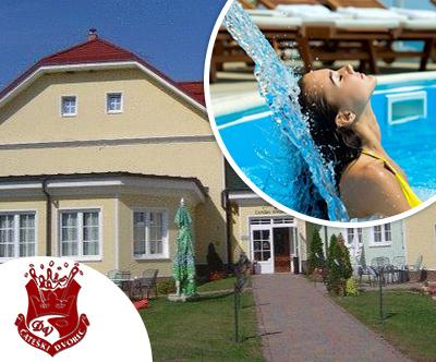 Hotel Cateški dvorec: oddih s savno