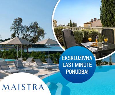 Resort Amarin 4*, Rovinj: last minute oddih v Istri