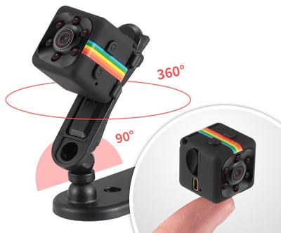 Brezžicna mini kamera Spy HD s širokokotnim snemanjem