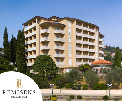 Remisens Premium Casa Rosa 4*: turistični bon