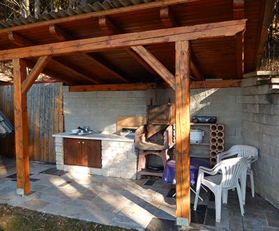 Kmetija Okršlan, Glamping hiška: turistični bon