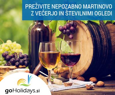 goHolidays: martinov izlet v Prekmurje
