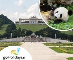 Cesarski Dunaj + možnost obiska ZOO z goHolidays!