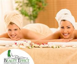 Studio Beauty Effect: masaža Beauty body za 2