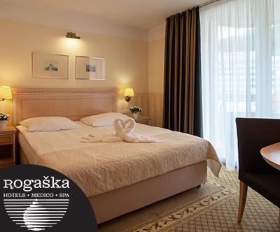 Grand hotel Sava 4* sup, Rogaška Slatina turistični bon